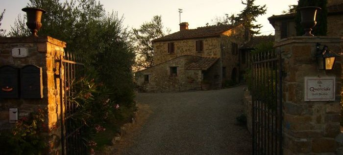Le Querciole Bed and Breakfast, Barberino di Val d'Elsa, Italy