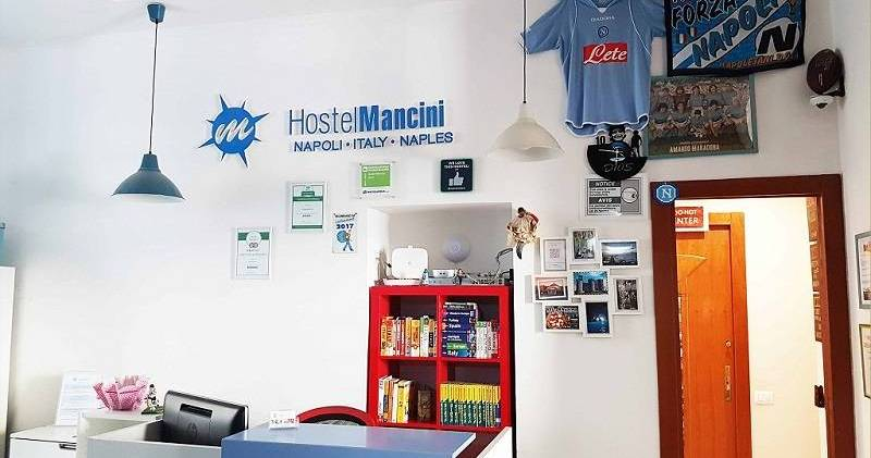 hotel reservations in Napoli