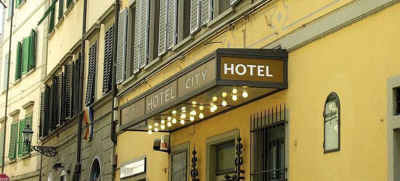 Hotel City Florence, Florence, Italy