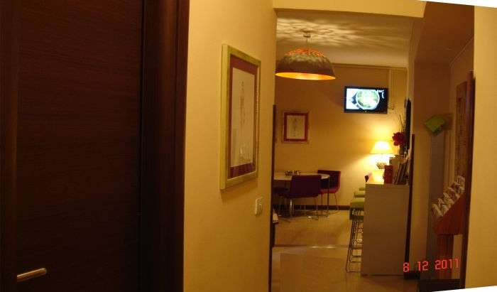 Hotels and motels in Rome